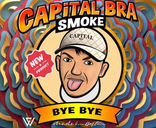 Capital Bra Shishatabak Bye Bye 200g