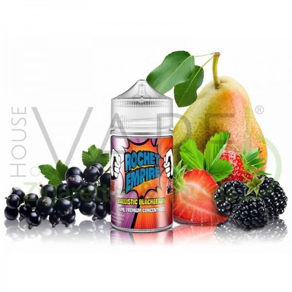 Ballistic Blackberry von Rocket Empire  ♥ Dunkle Beeren, Erdbeere, Birne, Candy ✔ Auch in unseren Shops ✔
