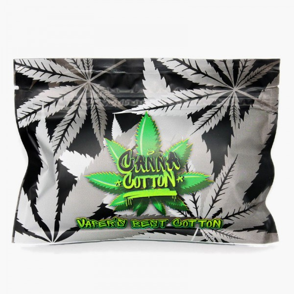 Canna Cotton (Bio/Hanf-Baumwoll-Watte)