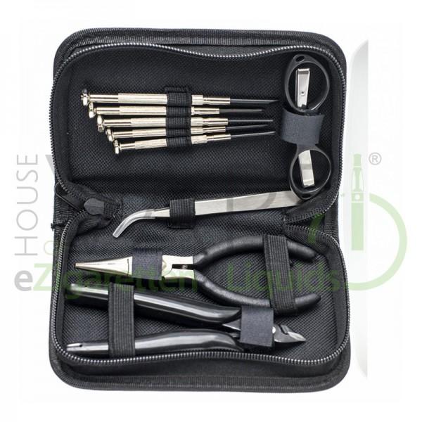 Geekvape Werkzeugset ♥ Alles für das Selbstwicklerherz ✔ Inklusive Tasche ✔ Kompakte Größe ✔ Auch in unseren Shops ✔