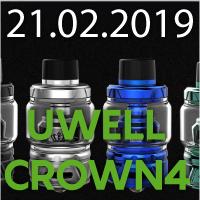 Verkaufsstart UWell Crown 4