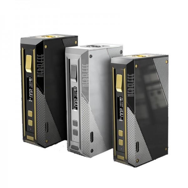 Cold Steel 200 Mod ♥ Ehpro & Nebelfee ✔ Robuster Akkuträger ✔ Effizienter Chip mit vielen Funktionen ✔ 200 Watt, für 2x 18650 ✔ Auch in unseren Geschäften ✔
