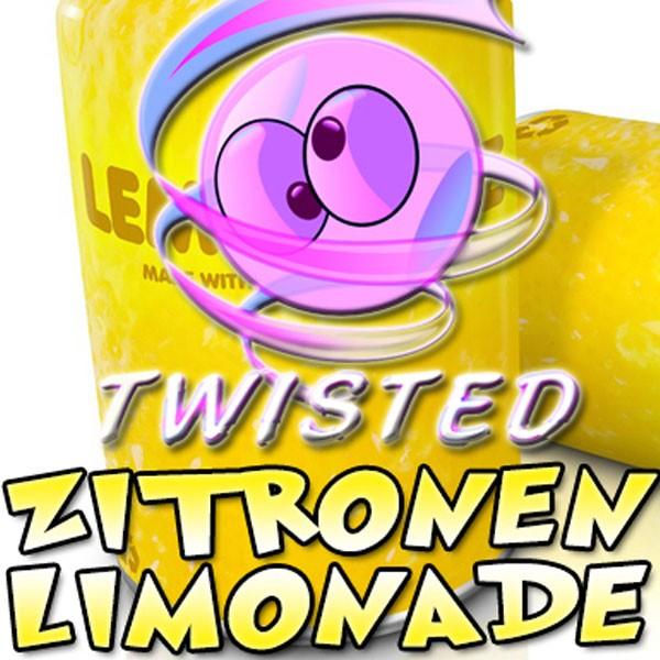 Zitronen Limonade Aroma von Twisted Vaping ♥ Prickelnde Zitronenlimo ✔ 6-11% Dosierung ✔ Auch in unseren Shops ✔ Ab 50€ versandkostenfrei ✔