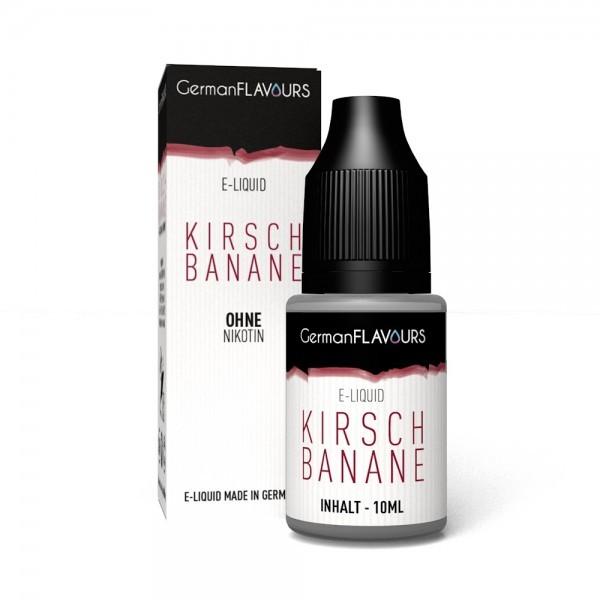 GermanFlavours Liquid Kirsch Banane (KiBa)
