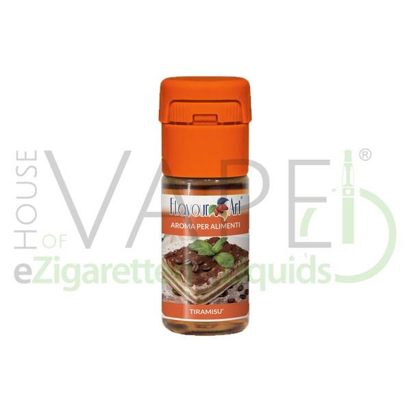 Tiramisu Aroma von FlavourArt ♥ Italienisches Desert ✔ Schneller Versand ✔ 3-5% Dosierung bei 5-7 Tag Reifezeit ✔ Ab 50€ Versandkostenfrei ✔