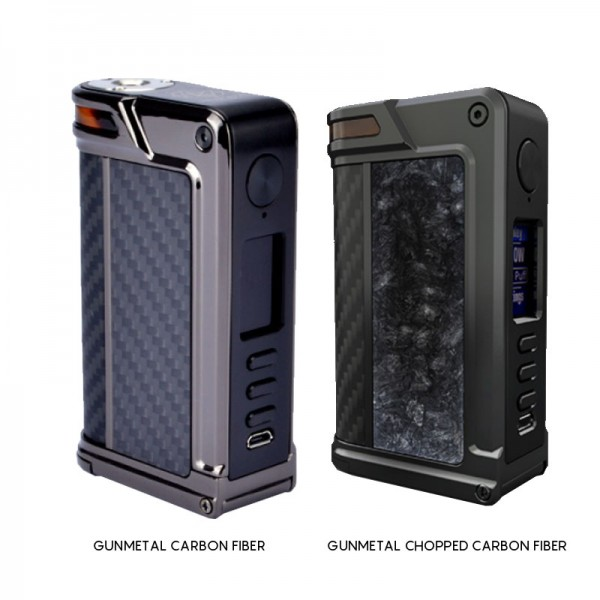 LVE Paranormal DNA250C Black Kevlar Mod