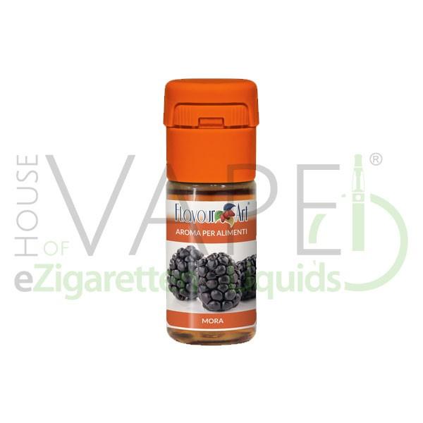 Brombeere  von FlavourArt ♥ Fruchtig-süß und reif ✔ Schneller Versand ✔ 2-6% Dosierung bei 2-7 Tag Reifezeit ✔ Ab 50€ Versandkostenfrei ✔