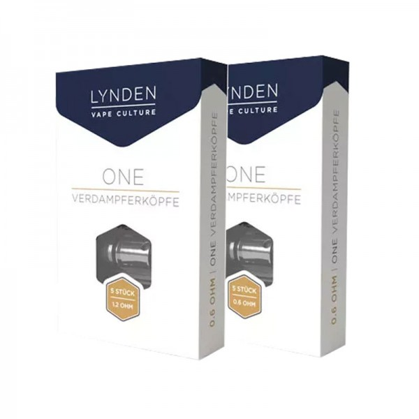 Lynden ONE Coils 5er-Pack
