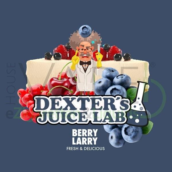 Berry Larry Aroma von Dexter ♥ Himbeere, Käsekuchen ✔ 7-15% ✔ 10ml ✔ Auch in unseren Shops ✔