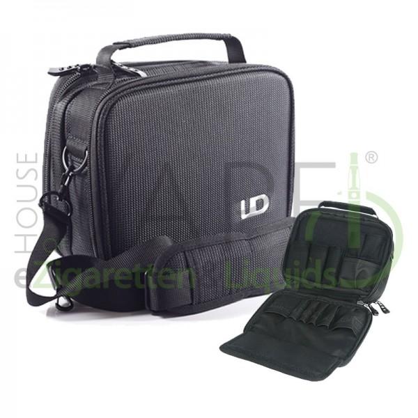 UD Vapor Bag (Umhängetasche) ♥ Robust & funktional ✔ Für eZigaretten, Liquids und Zubehör ✔ Viel Platz ✔ Flexibler Stauraum ✔