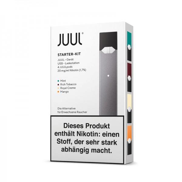 Juul Starter Kit inkl. 4x Pods