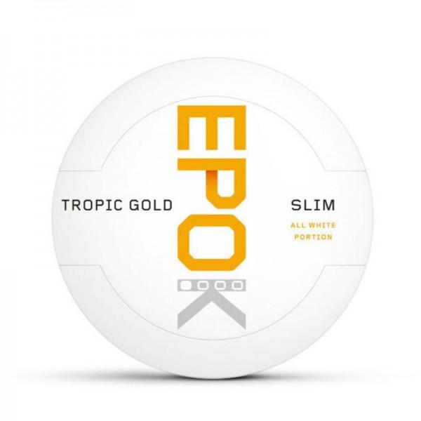 EPOK Kautabak Tropic Gold Leicht