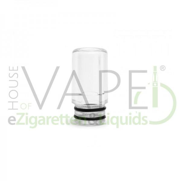 Joyetech Acryl DripTip (Mundstück) ♥ 510er Anschluß ✔ 2 O-Ringe für festen Halt ✔