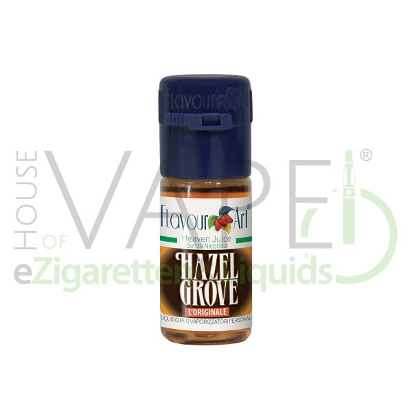 FlavourArt Liquid Hazel Grove (Haselnuss)