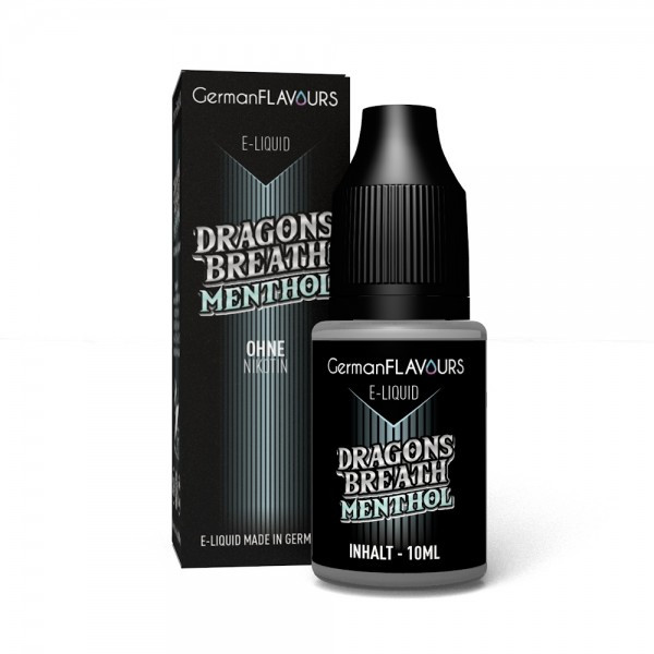GermanFlavours Liquid Dragons Breath (mit Menthol)