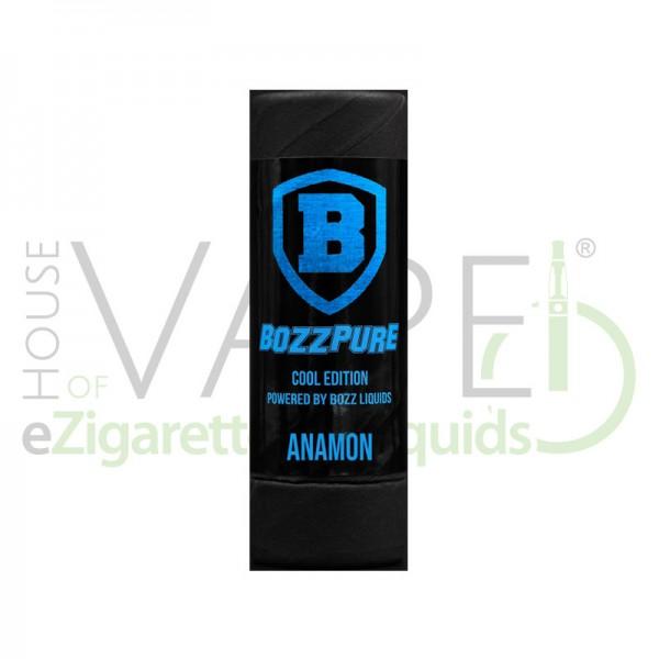 Anamon Aroma von Bozz Azad ♥ Melone + Frische ✔ 5-7% ✔ 10ml ✔ Auch in unseren Shops ✔