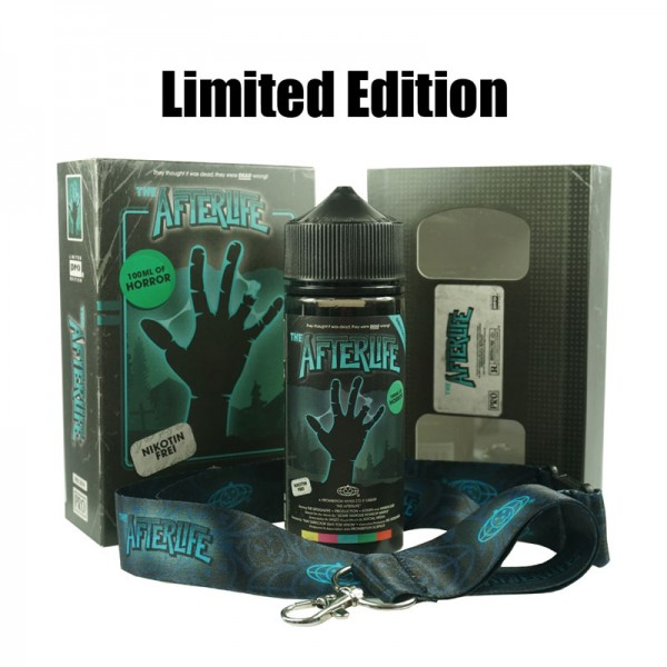 The Afterlife Limited Halloween VHS Edition