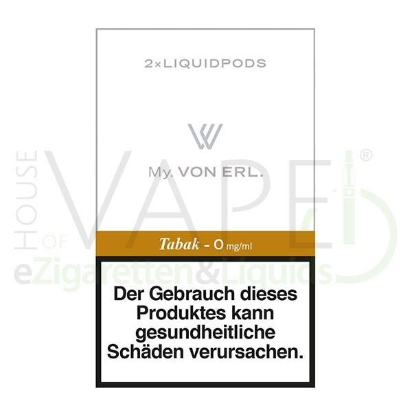 Tabak LiquidPOD ♥ Passen in MY Von Erl und My Blue ✔ TOP Preis ✔ Schneller Versand ✔ Günstig bestellen ✔