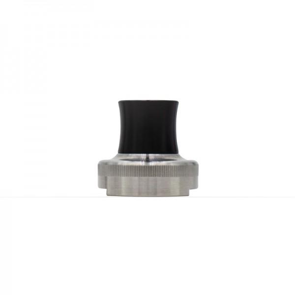 Stutt-Art Bogati RTA 810 DripTip Schwarz ♥ Zur Verwendung auf dem Bogati RTA ✔ Aus POM ✔ Auch in unseren Läden ✔ Schneller Versand ✔
