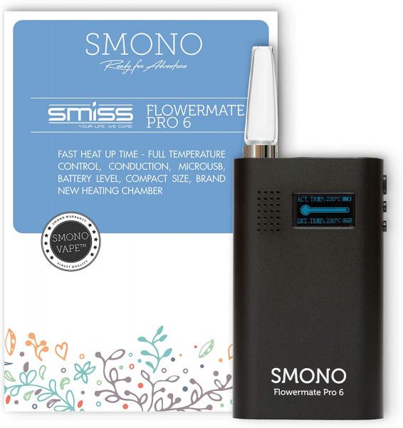 Smono Flowermate Pro 6.0 Vaporizer