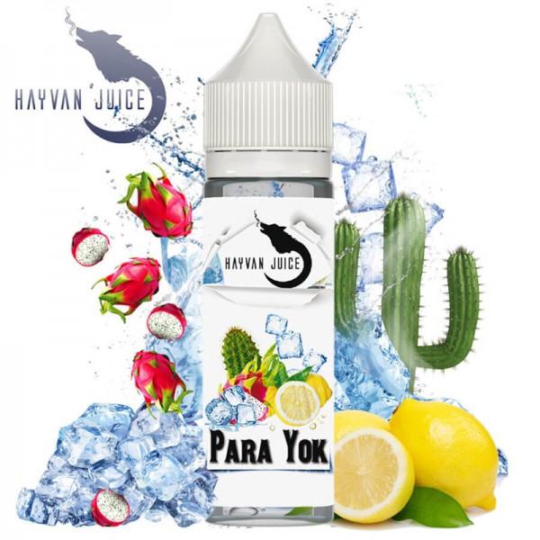 Para Yok Aroma von Hayvan Juice ♥ Zitrone, Kaktusfeige, Drachenfrucht, Frische ✔