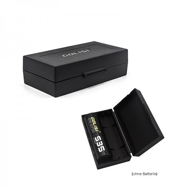 Akku Box für 2x21700 ♥ Sichere Aufbewahrung und Transport von Batterien ✔ Stabile, hohe Qualität ✔