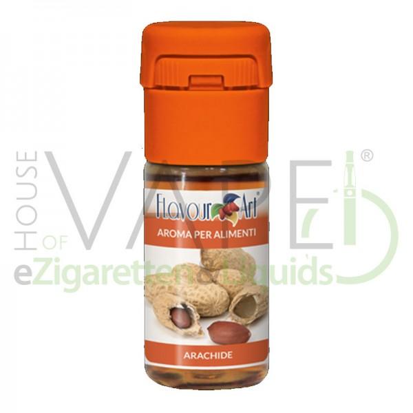 Erdnuss von FlavourArt ♥ Nussig ✔ Schneller Versand ✔ 2-6% Dosierung bei 2-3 Tag Reifezeit ✔