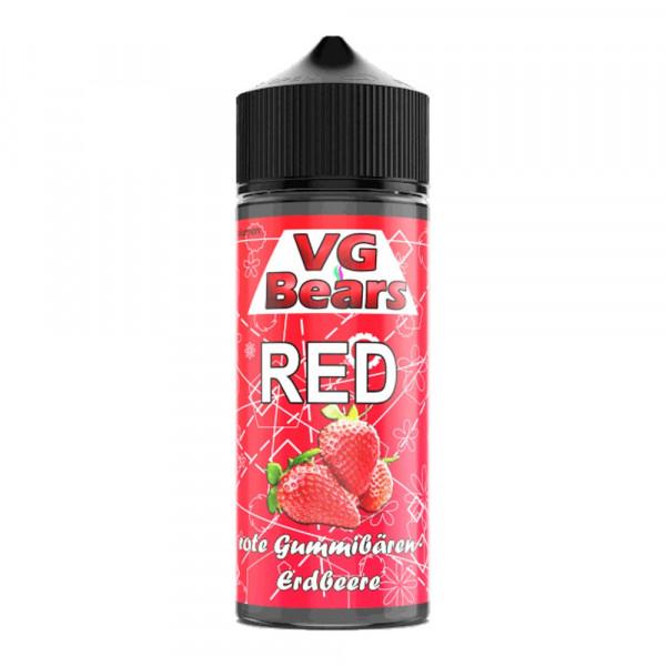 Vaping Bear's VG Bears Red - 10ml Aroma (Longfill)