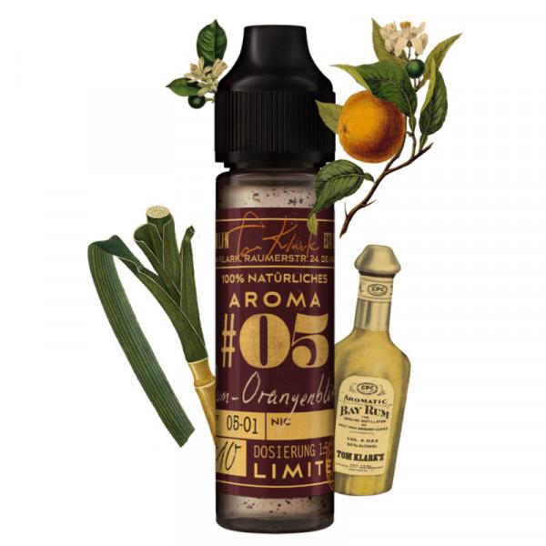 Tom Klark's Natürliche Aromen #4 Rum Orangenblüte