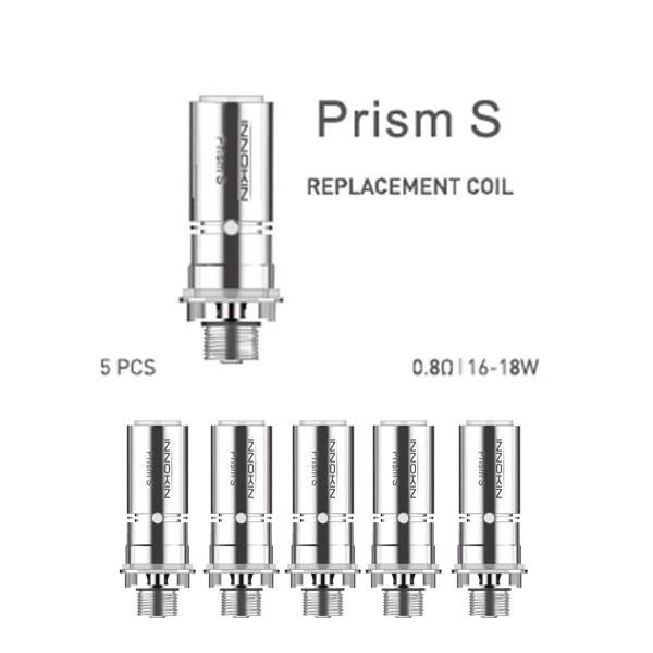 Prism S Kerne von Innokin ♥ 5er-Pack ✔ Für Prism-S Verdampfer / T20-S StarterSet ✔ 0,5 Ohm ✔ Auch in unseren Shops ✔ Schneller Versand ✔