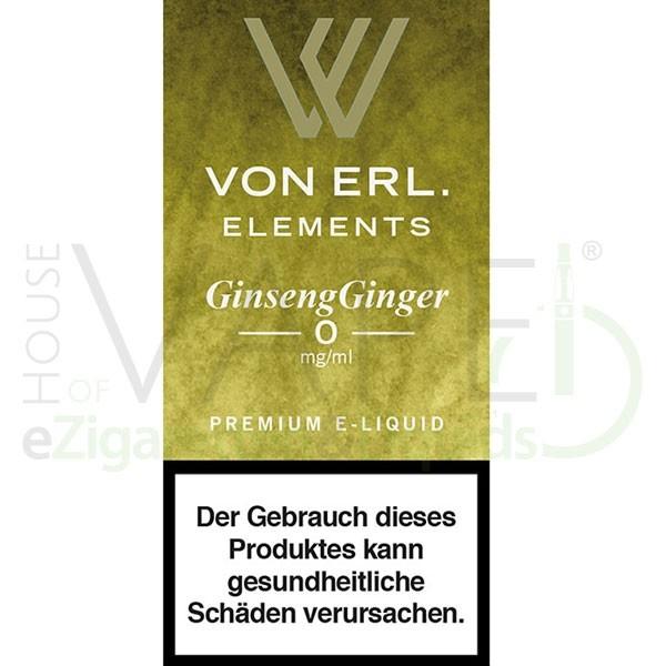 Ginseng Ginger Liquid von Von Erl/My Blue ♥ Ginseng, Ingwer ✔ TOP Preis ✔ Schneller Versand ✔ Günstig bestellen ✔