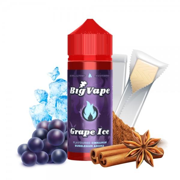 Big Vape Grape Ice Longfill