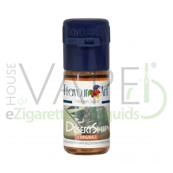 FlavourArt Liquid Desert Ship
