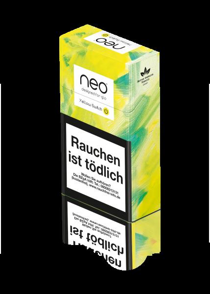 Glo Hyper Neo Sticks Yellow Switch