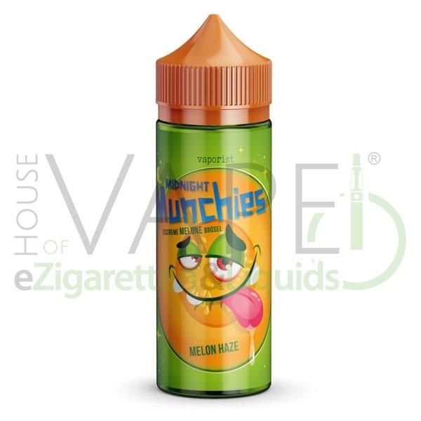 Melon Haze - Midnight Munchies Liquid von Vaporist ♥ 100ml Shortfill ✔ Honigmelone, Eiscreme ✔ Schneller Versand ✔ ab 50 Euro versandkostenfrei ✔ jetzt in unseren Shops testen