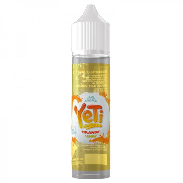 Yeti Orange Lemon Longfill