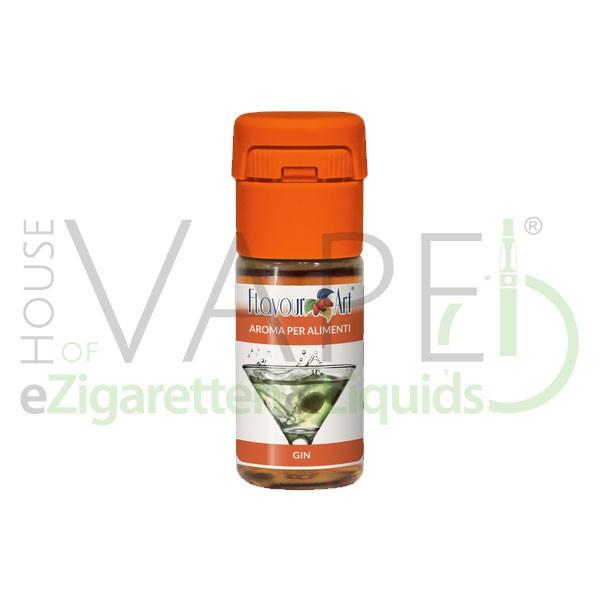 Gin (Alkohol) von FlavourArt ♥ Herber Alkohol ✔ Schneller Versand ✔ 2-6% Dosierung bei 2-3 Tag Reifezeit ✔ Ab 50€ Versandkostenfrei ✔