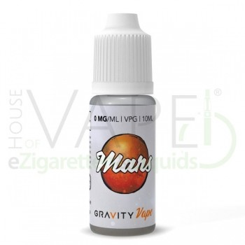 Gravity Vape Liquid Mars