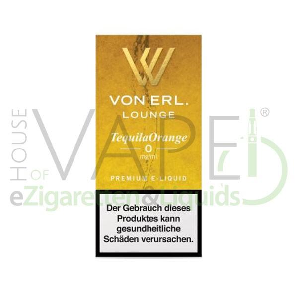 Tequila Orange Liquid von Von Erl/My Blue ♥Der beliebte Shot zum Dampfen ✔ TOP Preis ✔ Schneller Versand ✔ Günstig bestellen ✔