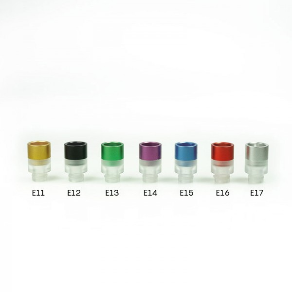 DripTip PE/Aluminium ♥ 510er Anschluß ✔ Stylisch ✔ Verschiedene Farben ✔