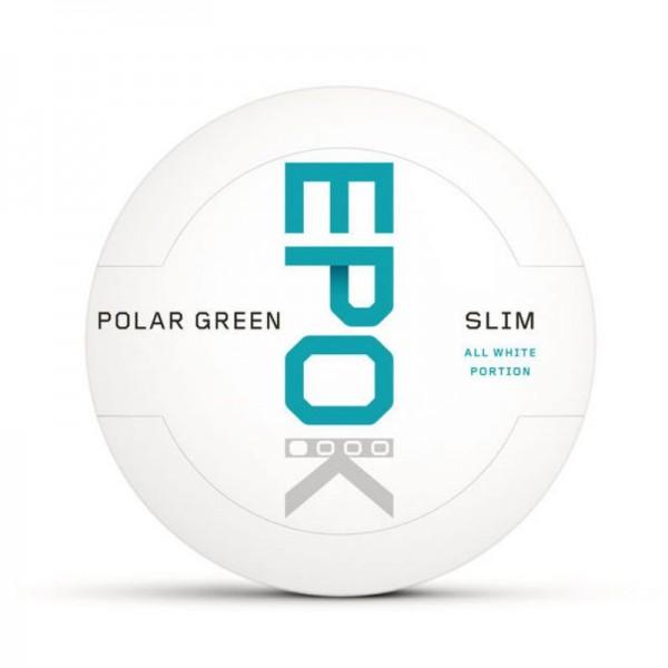 EPOK Kautabak Polar Green Leicht