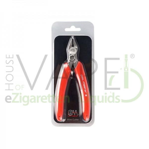 Coilmaster Wire Cutter (Seitenschneider) ♥ Zr Unterstützung beim Wickeln ✔ Auch in unseren Shops ✔