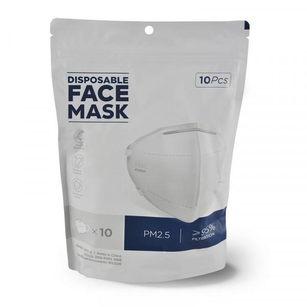 10x Atemschutzmaske KN95/FFP2 ( auch einzeln erhältlich )