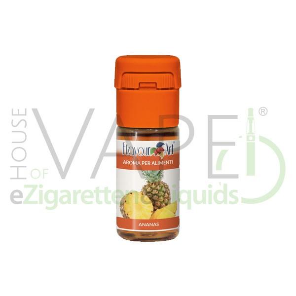 Ananas von FlavourArt ♥ Fruchtig-süß, leicht säurig ✔ Schneller Versand ✔ 3-5% Dosierung bei 2-3 Tag Reifezeit ✔ Ab 50€ Versandkostenfrei ✔