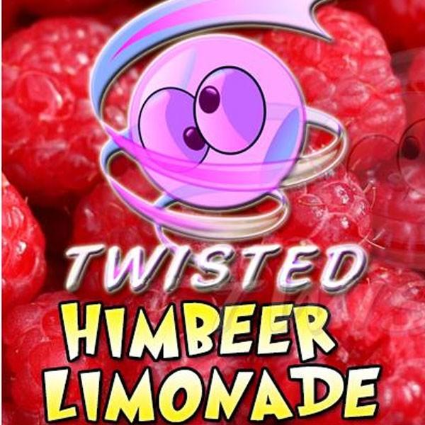 Himbeer Limonade Aroma von Twisted Vaping ♥ Prickelnde Himbeerlimo ✔ 4-8% Dosierung ✔ Auch in unseren Shops ✔ Ab 50€ versandkostenfrei ✔