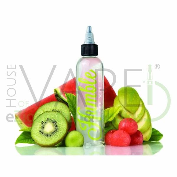 Pee Wee Kiwi Liquid von Humble Juice ♥ 100ml Shake b4 Vape ✔ Kiwi + X ✔