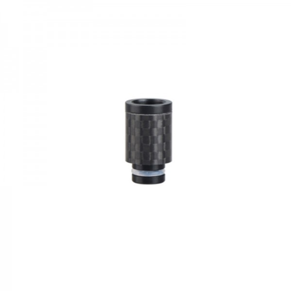 Carbon 510 DripTip (Mundstück) ♥ 510er Anschluß ✔ Angenehme Haptik am Mund ✔ Auch in unseren Shops verfügbar ✔ Schneller Versand ✔