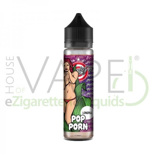 Pop Porn Aroma von Roofy's ♥ Popcorn ✔ Longfill: Einfach mit Base auffüllen ✔ Schneller Versand ✔ In unseren Shops testen ✔