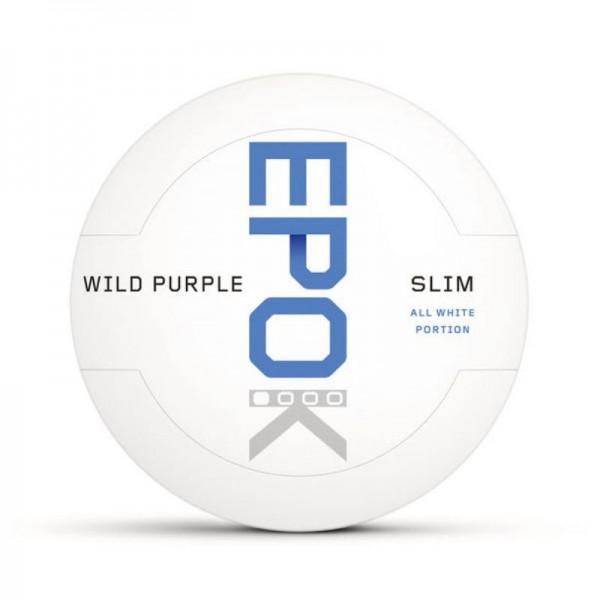 EPOK Kautabak Wild Purple Leicht