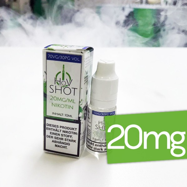 HoV Nikotinshot 70/30 VG/PG 20mg